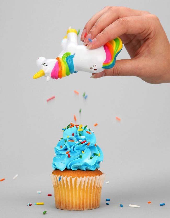 Cool kitchen gadgets - Unicorn Sprinkler Shaker