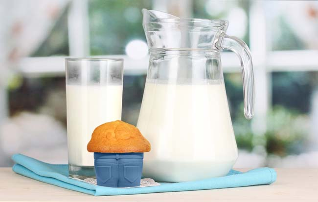 Cool kitchen gadgets - Jeans Muffin Form