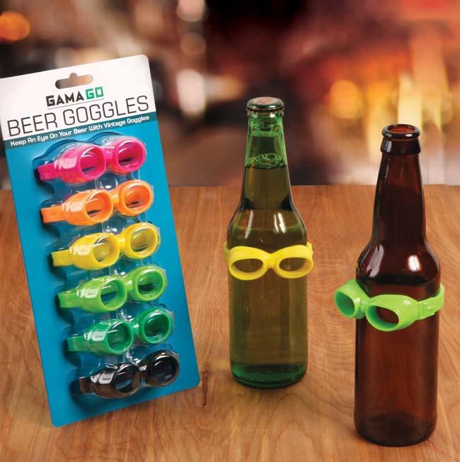 Cool kitchen gadgets - Beer Goggles Drink Identifier
