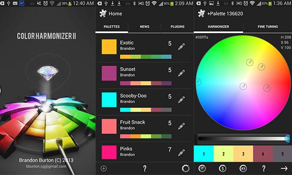 Color Harmonizer