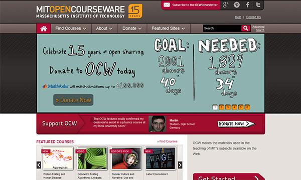 OpenCourseWare
