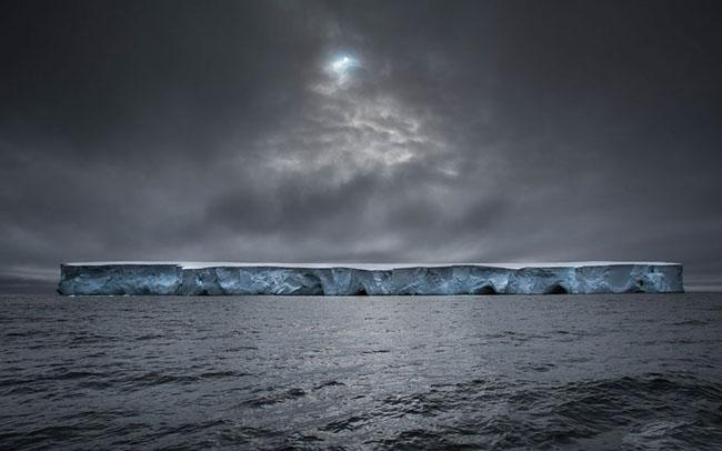 The Spaceship, Antarctica