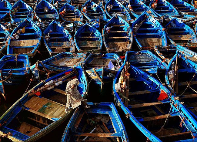 Where Is My Boat, Morocco