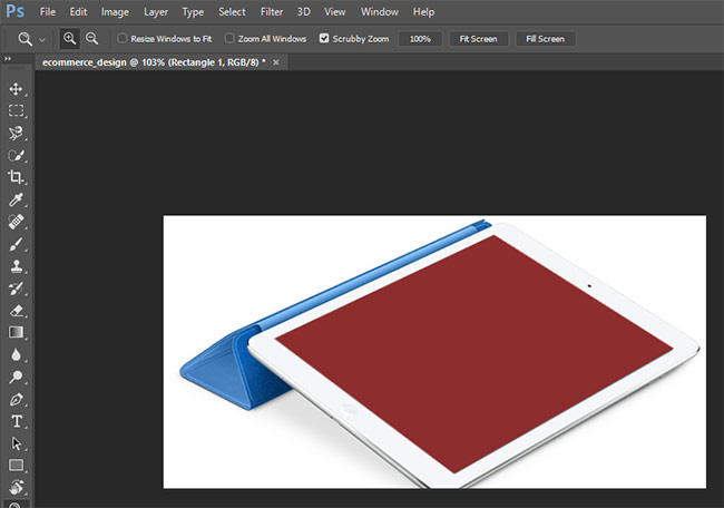 Preparing Assets In Photoshop