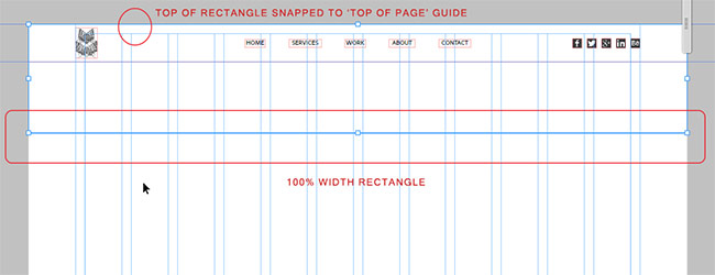 Creating Home Page Header And Scroll Effect
