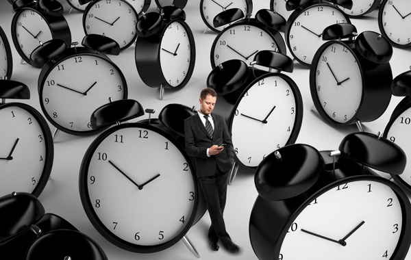 Time management is critical