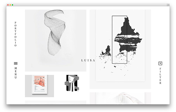 Luisa Design or Theme