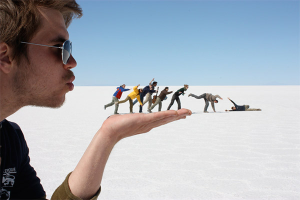 Photo illusion