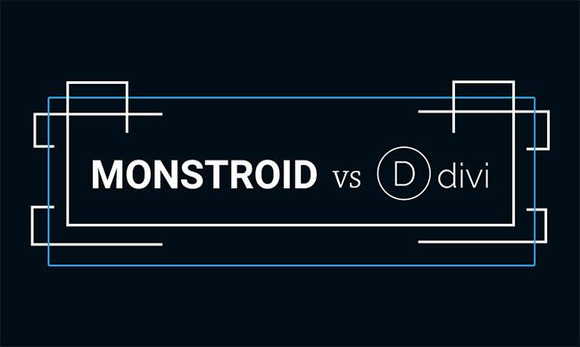 Monstroid vs. Divi
