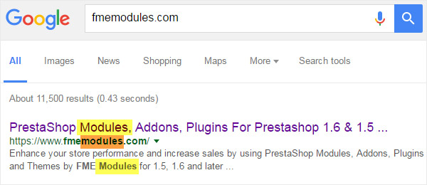Bring Consistency in Page Title and URL