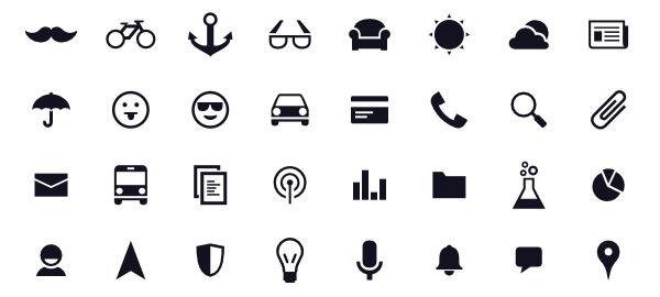 Android Developer Icon Set