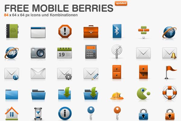 Free Mobile Berries