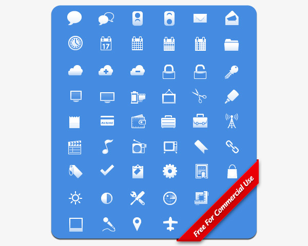 Icons: Free iPhone Toolbar Icons