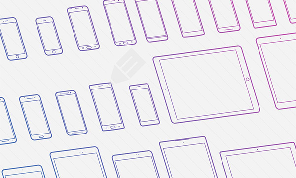 Mobile Device Vector Icons