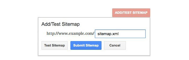 Submit your Sitemap to Google