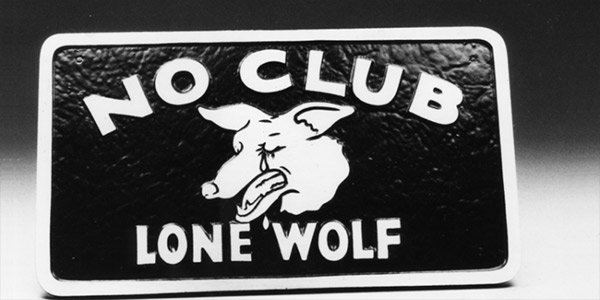 Being a Lone Wolf