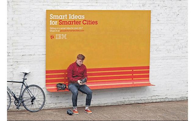 IBM on smartness.