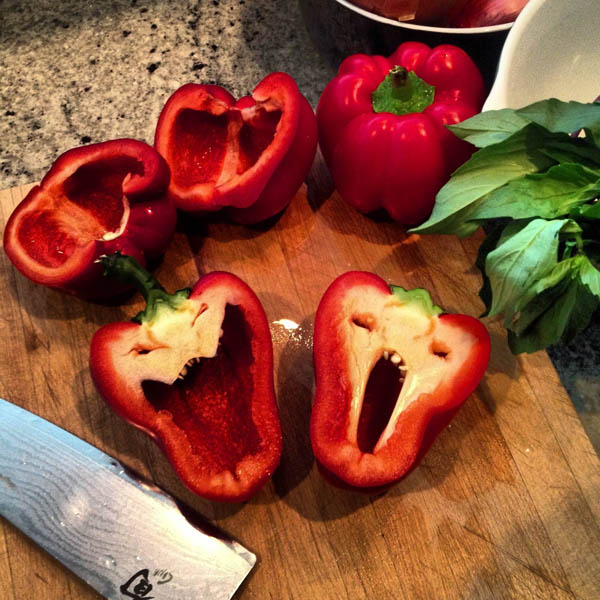 Vegetables That Feel The Horror Of Their Fate