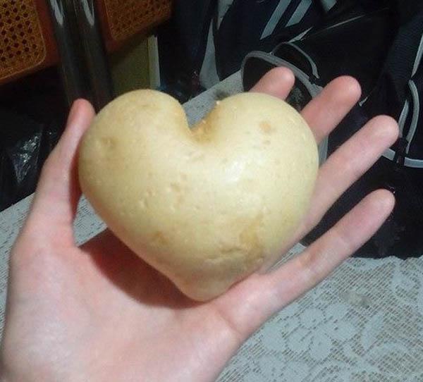 Perfect Heart Potato