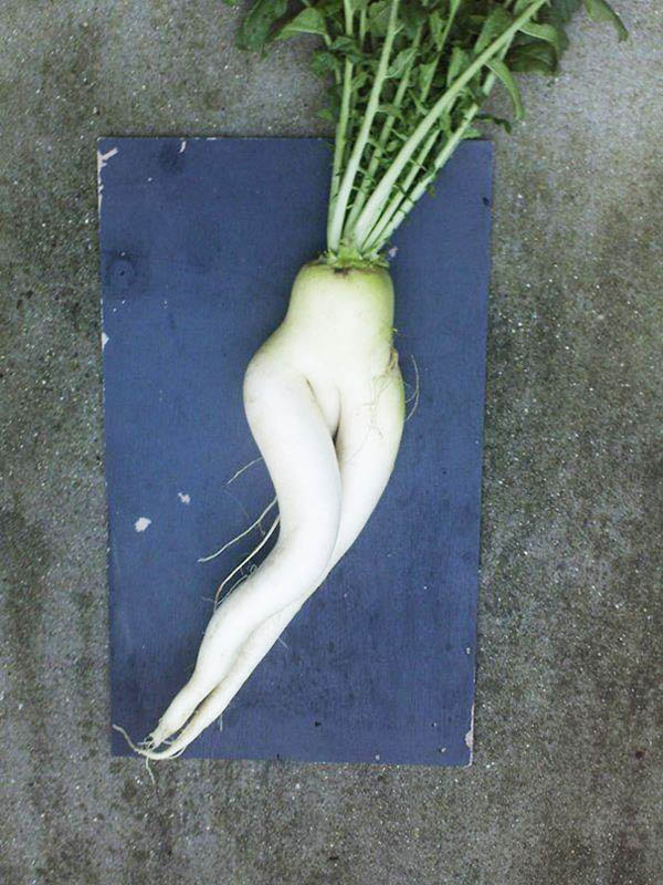 More Sexy Vegetables