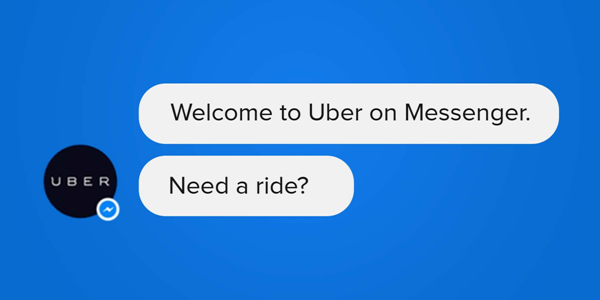 Uber Chatbot – Book a Cab