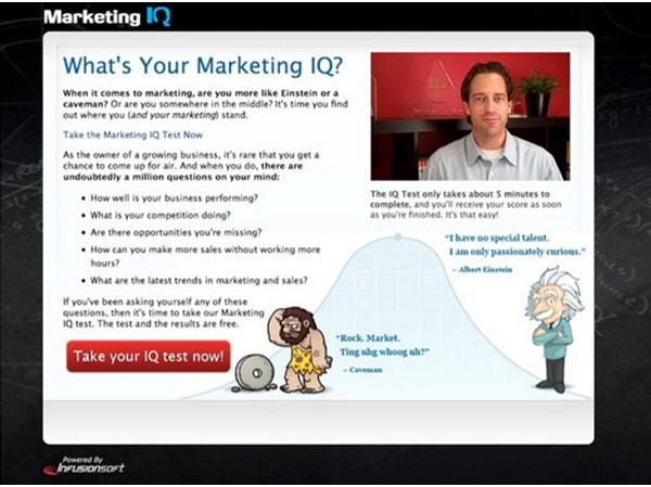 Maximize your website lead generation.