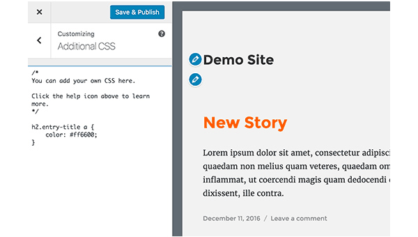 WordPress Tips, Tricks.