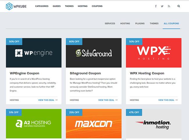 WordPress Themes by wpkube