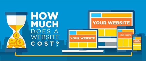 Different Websites Cost
