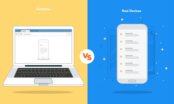 Emulators vs. Physical Devices