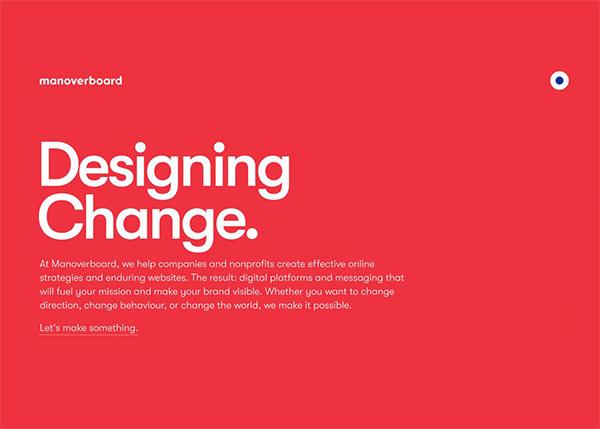Minimal WordPress Website Designs