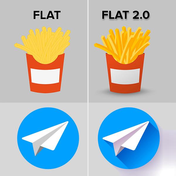 Future of Flat Design