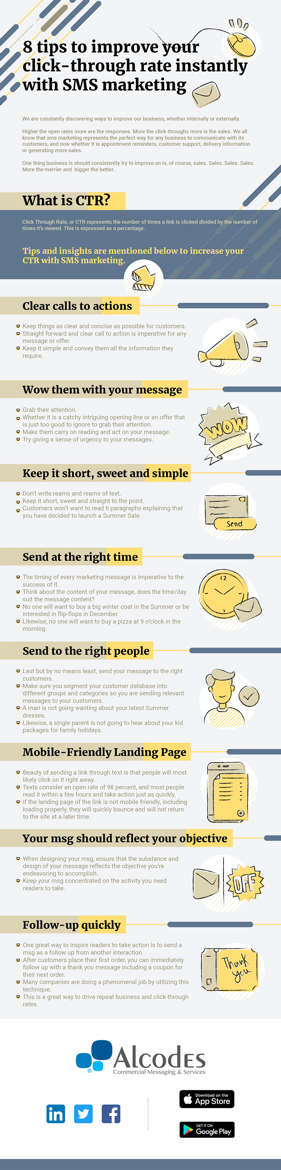 Quick Ways to Improve Click-Through Rate