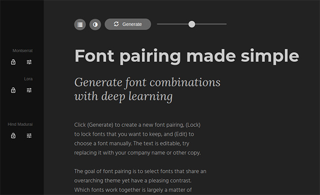 Free Typography Tools