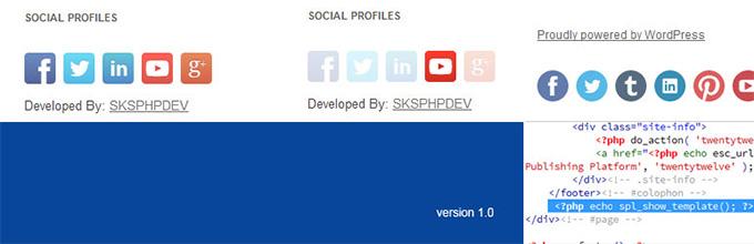 Social Profile Linking