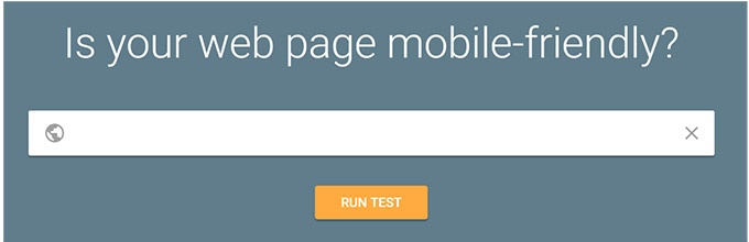 Google Mobile Optimizer