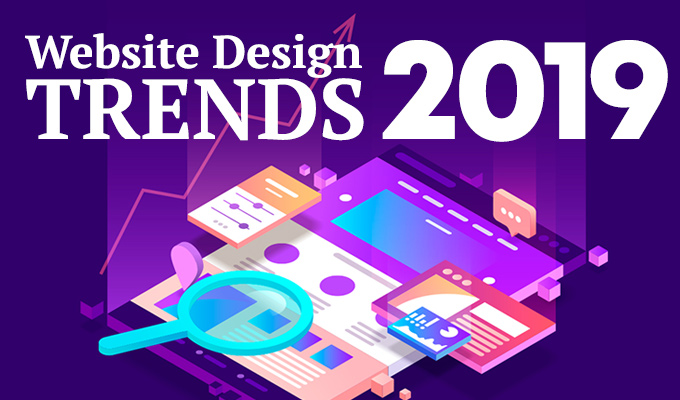 Website Design Trends in 2019