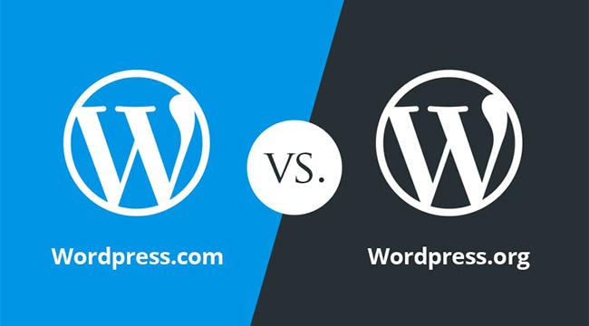 WordPress.com v/s WordPress.org