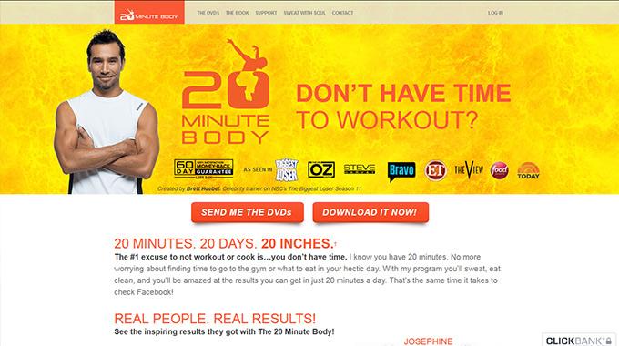 20 Minute Body