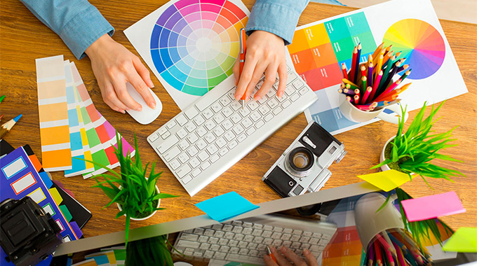 Rudiments of the Graphic Design Industry