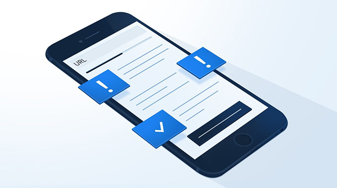 Monitor the speed of your mobile page
