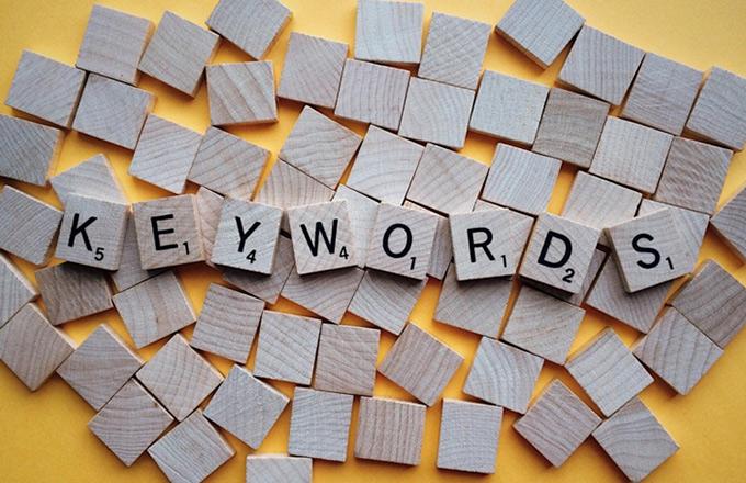 Keyword Search information