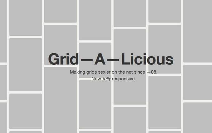 Best jQuery Grid Plugins