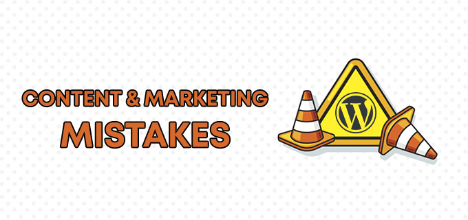 Content & Marketing Mistakes