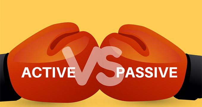 Active Versus Passive Voice