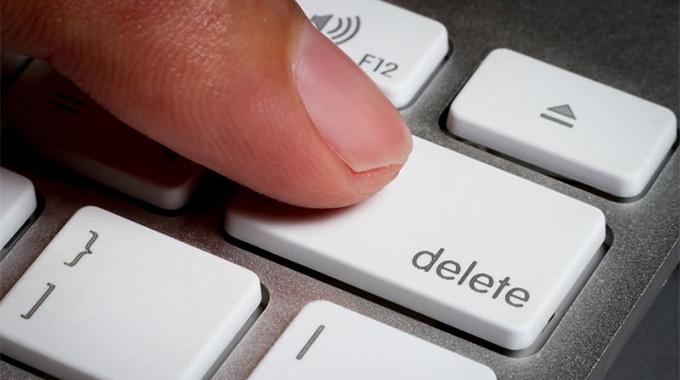 If It's Really Bad, Delete It
