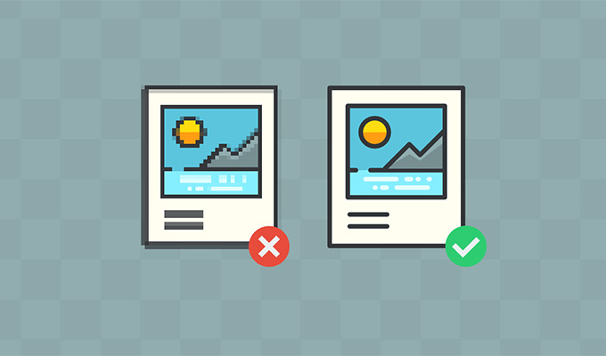 Add and Optimize Visual Content
