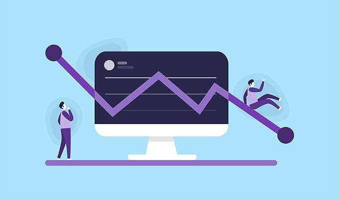 WordPress bounce rate