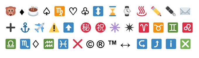Disbale Emoji