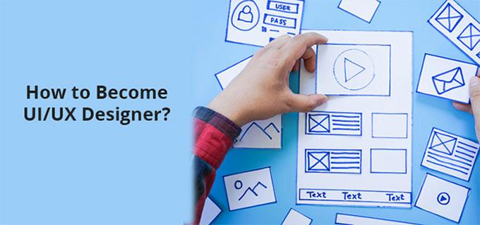 Becoming A UI/UX Designer